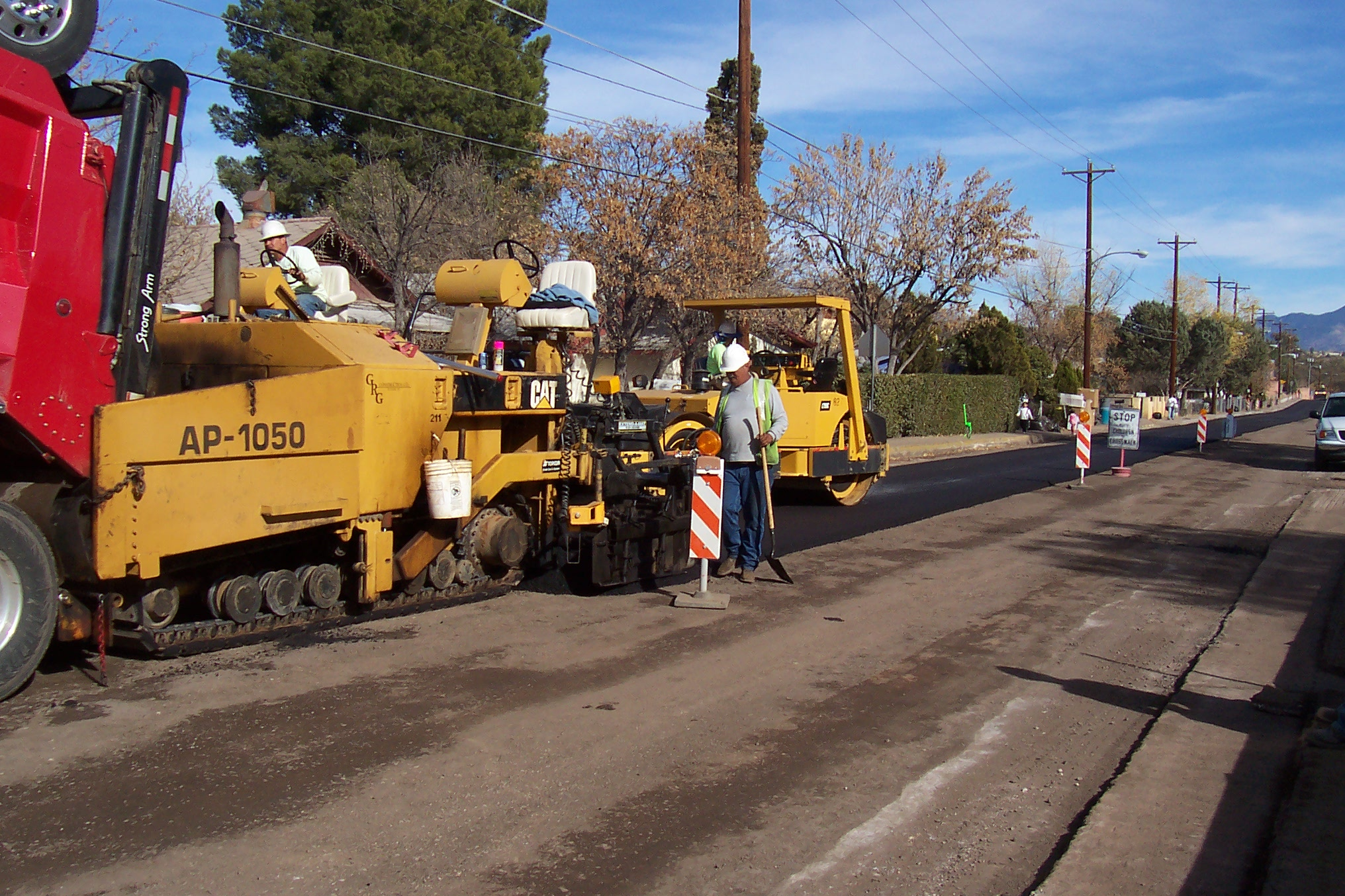 Western Avenue Reconstruction, Nogales, Arizona