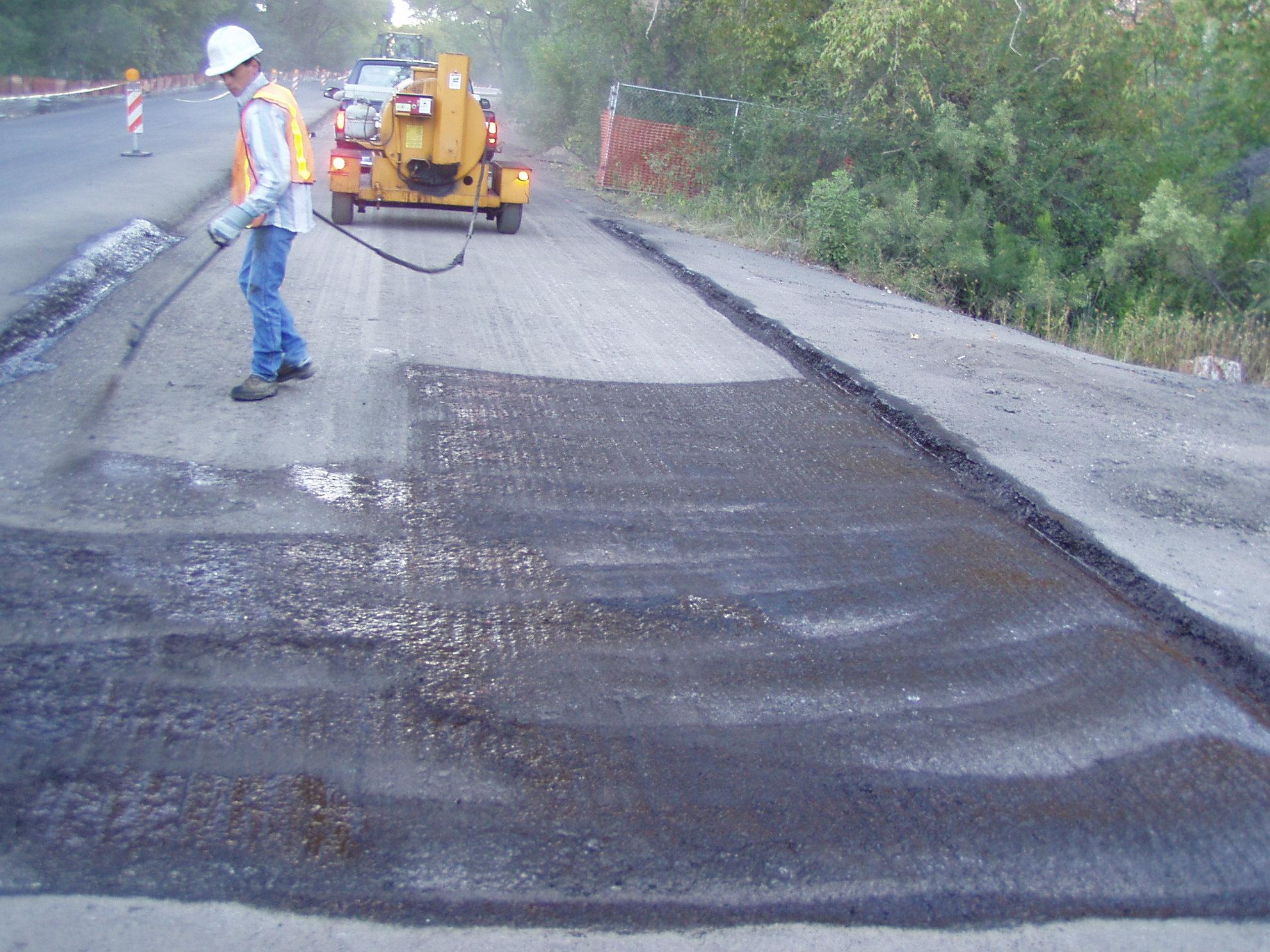 State Route 82 Reconstruction, Patagonia, Arizona