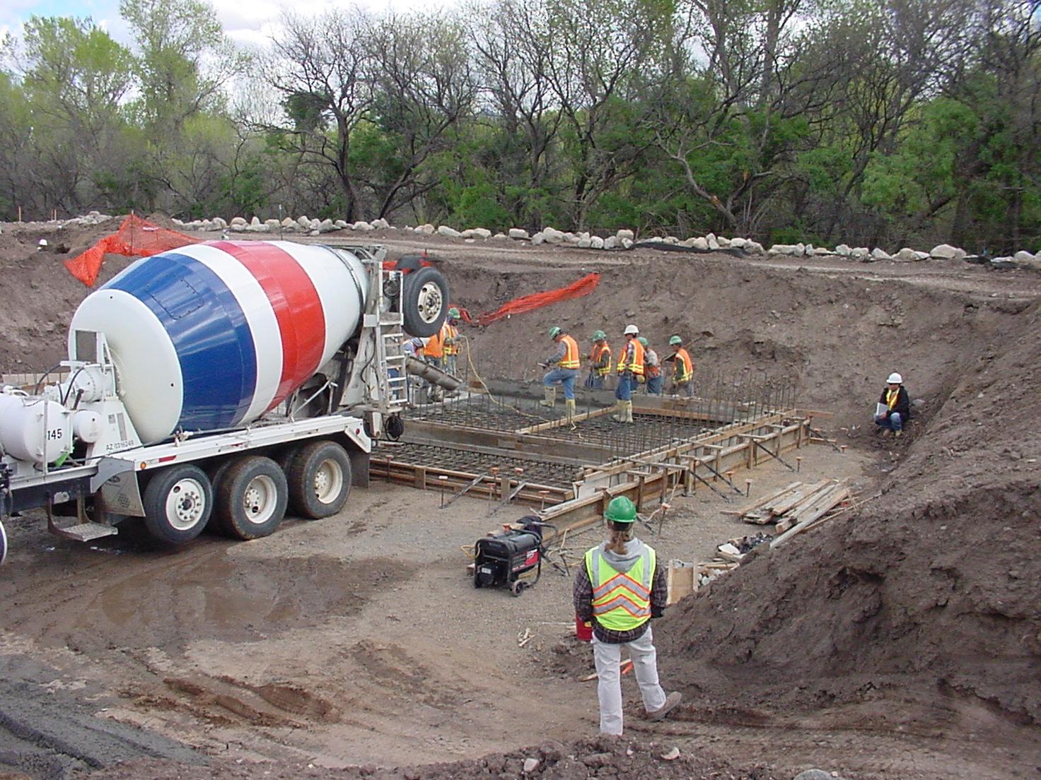Wastewater Treatment Plant, Tubac, Arizona