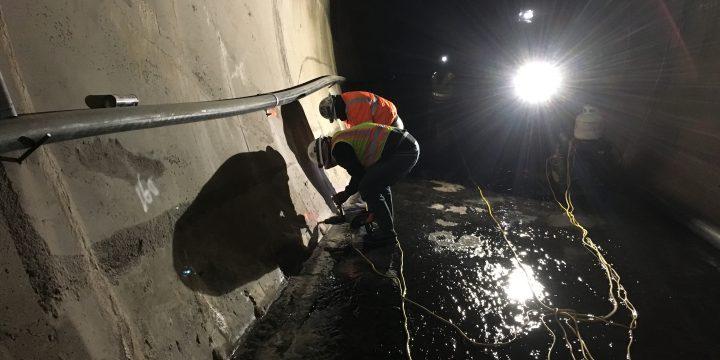 Mineral Creek Tunnel, Kearney, AZ